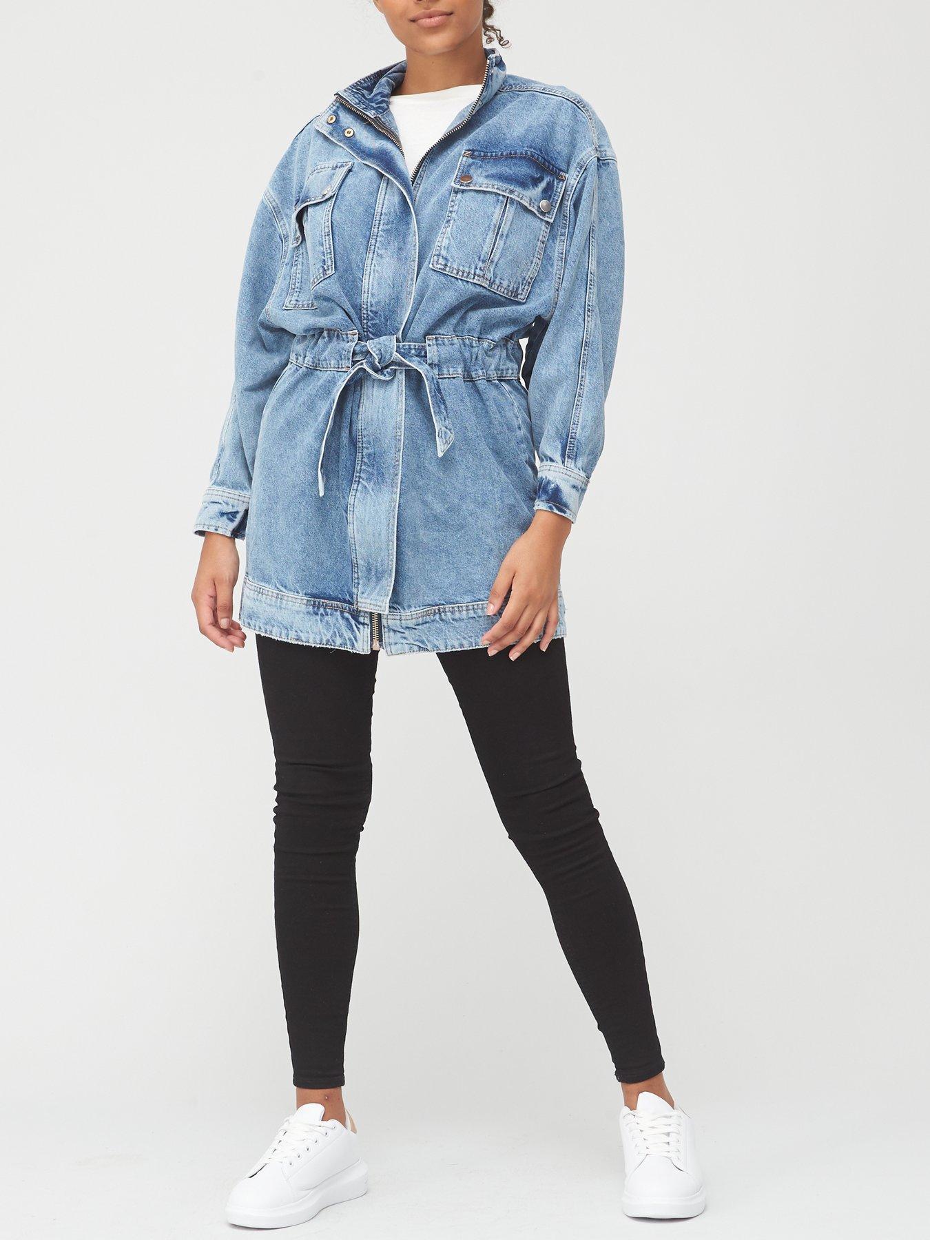 River Island Coats & Jackets | Womenswear | very.co.uk