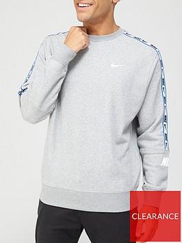 nike-sportswear-repeat-crew-sweatshirtnbsp--grey
