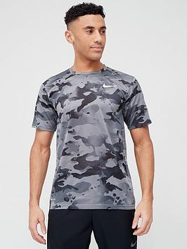nike-training-dry-camo-t-shirt-grey