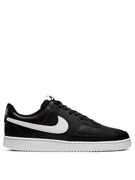 nike-court-vision-low-profile-trainers-black