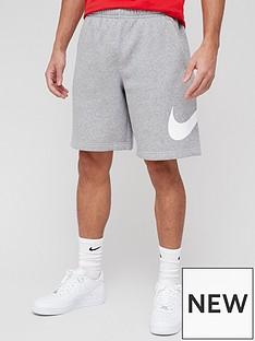 nike-sportswear-club-swoosh-shorts-dark-grey