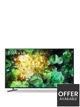 sony-sony-bravia-kd55xh81-55nbspinch-4k-hdr-ultra-hd-android-smart-tv-with-voicenbspremote-black