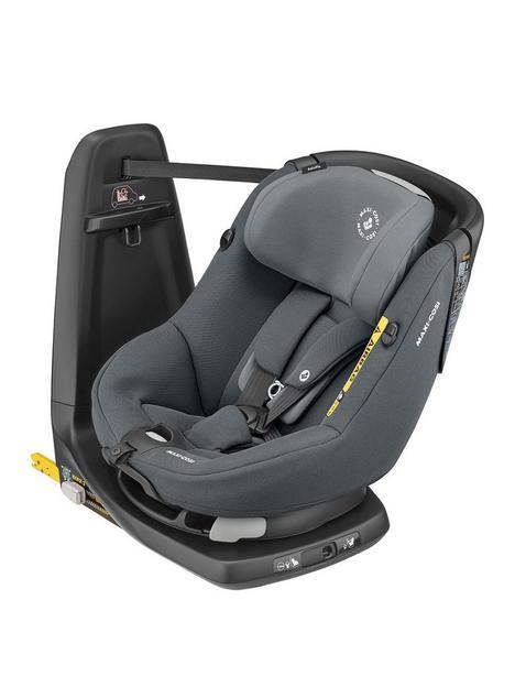 maxi-cosi-axissfix-i-size-rotating-toddler-seat-authentic-graphite