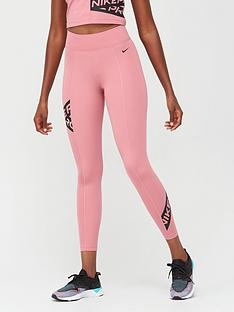 nike-trainingnbsppro-trompe-leggings-pink