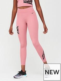 nike-trainingnbsppro-trompe-leggings-pink