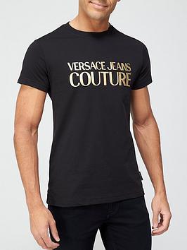 versace-jeans-couture-logo-print-t-shirt-black