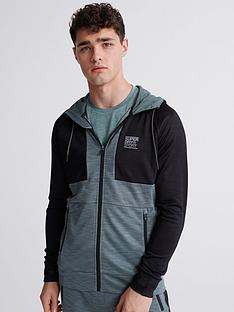 superdry-training-colour-block-jacket-green