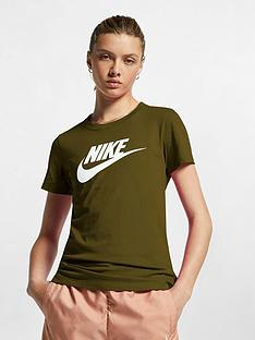 nike-nsw-essentials-t-shirt-olivenbsp