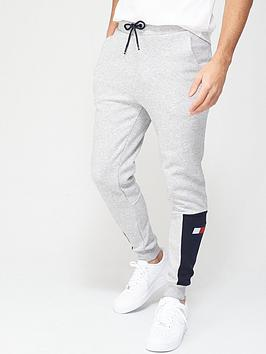 tommy-sport-cuff-regular-blocked-fleece-pants-greynavy