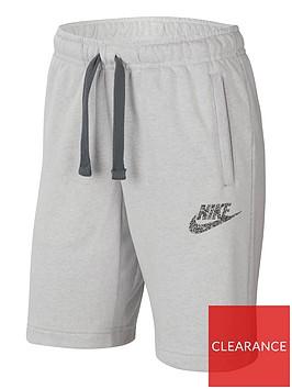 nike-older-fleece-move-to-zero-shorts-white