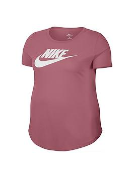 nike-essential-futura-t-shirt-curvenbsp--pinknbsp