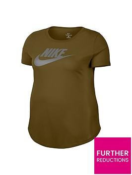 nike-nsw-essential-futura-t-shirt-curvenbsp--olivenbsp