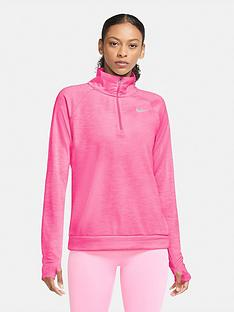 nike-running-long-sleevenbspzip-pacer-top-pink