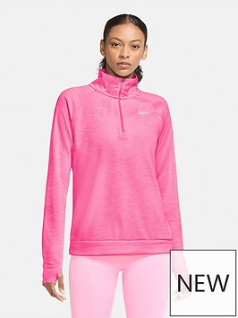 nike-running-long-sleevenbspzip-pacer-top-pink