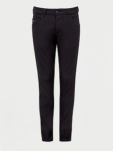 diesel-d-bazer-tapered-fit-black-jeans--nbsp