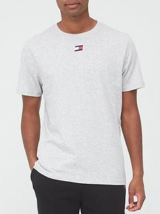 tommy-sport-flag-t-shirt-grey
