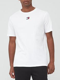 tommy-sport-flag-t-shirt-white
