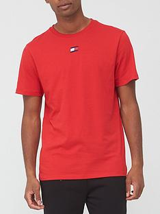 tommy-sport-flag-t-shirt-red