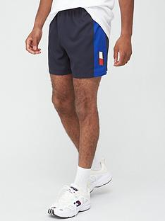 tommy-sport-training-woven-blocked-5-inchnbspshorts-navy