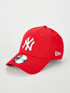 new-era-9forty-new-york-yankees-cap-red