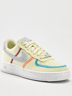 nike-air-force-1-07-lx-yellowwhite