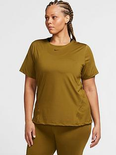 nike-pro-curve-training-t-shirt-olive