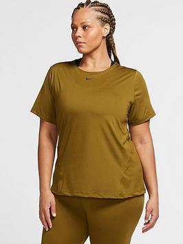 nike-pro-curve-training-t-shirt-olive