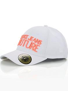 versace-jeans-couture-mens-logo-baseball-cap-white