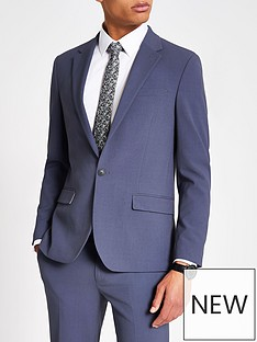 river-island-single-breasted-skinny-fit-suit-jacket-blue