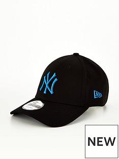 new-era-9forty-new-york-yankees-cap-blackblue