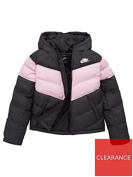nike-older-kids-sportswear-filled-jacket-black-pink