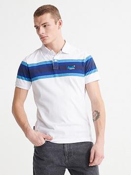 superdry-malibu-stripe-polo-top-white