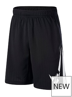 nike-older-boys-dry-short-blackwhite