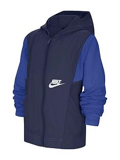 nike-older-boys-woven-jacket-navy