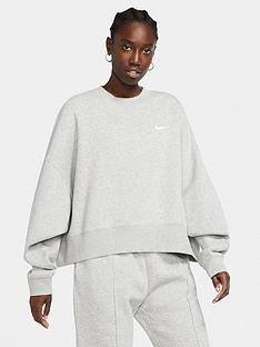 nike-nsw-trend-sweatshirtnbsp-dark-grey-heathernbsp