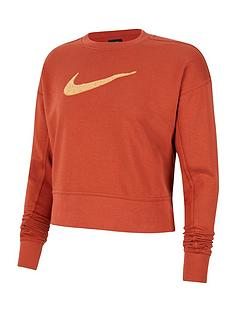 nike-training-get-fit-swoosh-sweatshirt-burnt-orangenbsp
