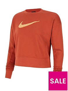 nike-training-get-fit-swoosh-sweatshirt-burnt-orangenbsp