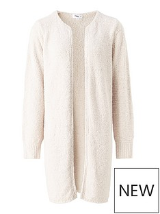 missguided-missguided-popcorn-knit-cardigan-co-ord-cream