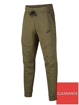 nike-older-boys-tech-fleece-pant-khaki-black