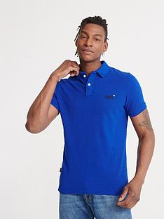 superdry-classic-pique-short-sleeved-polo-top-blue