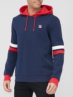 fila-hurley-overhead-hoodie-navy
