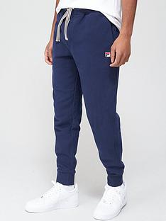 fila-visconti-2-fleece-pants-navy