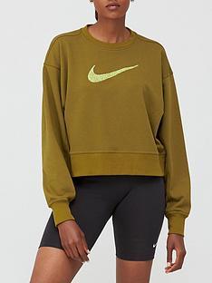 nike-nbsptraining-get-fit-swoosh-sweatshirt-olivenbsp