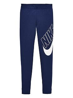 nike-older-girls-favourite-legging-navywhite