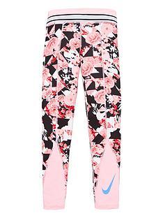 nike-older-girls-one-leggings-pink