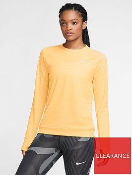nike-running-long-sleeve-pacer-crew-top-melon