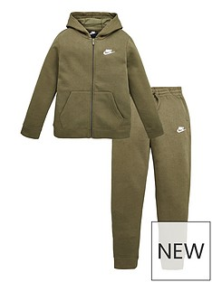 nike-older-boys-core-tracksuit-khaki