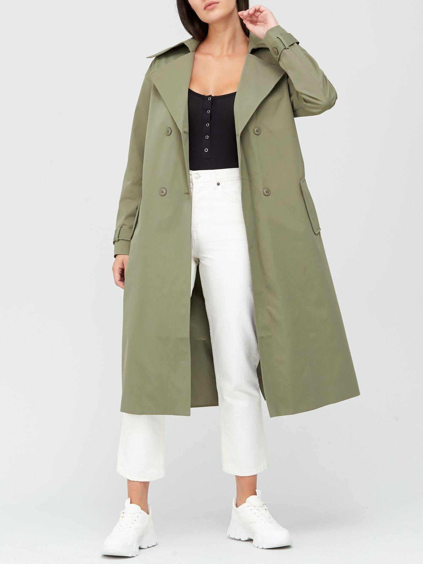 Trench Coats | Women's Trenches | Very.co.uk