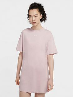 nike-nsw-essential-t-shirtnbspdress-pinknbsp