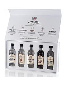 city-of-london-distillery-gin-taster-selection